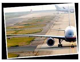 航空機の安全な運行を守ります!について
