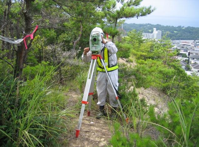 第二阪和国道測量業務
