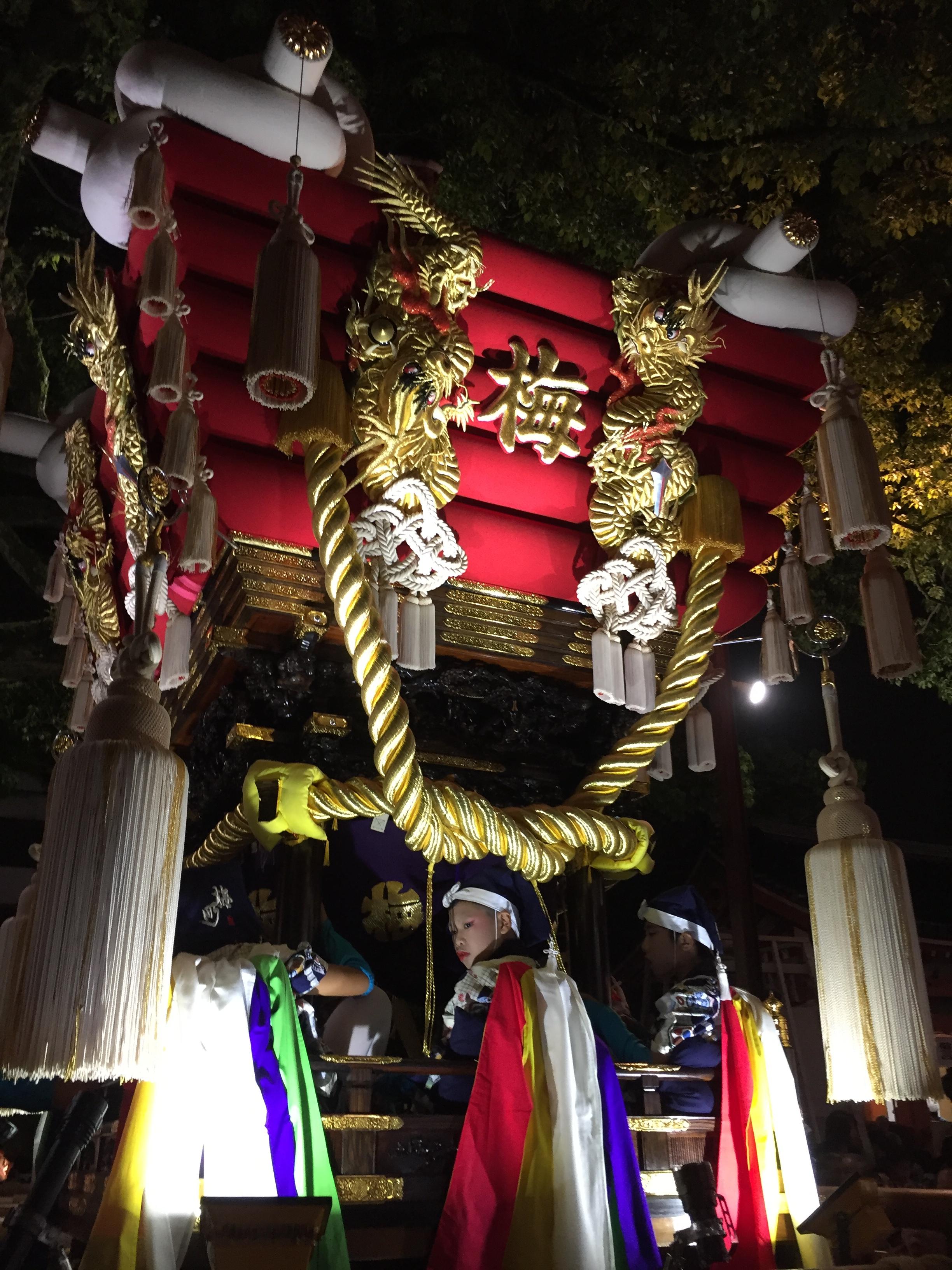 百舌鳥八幡宮 月見祭