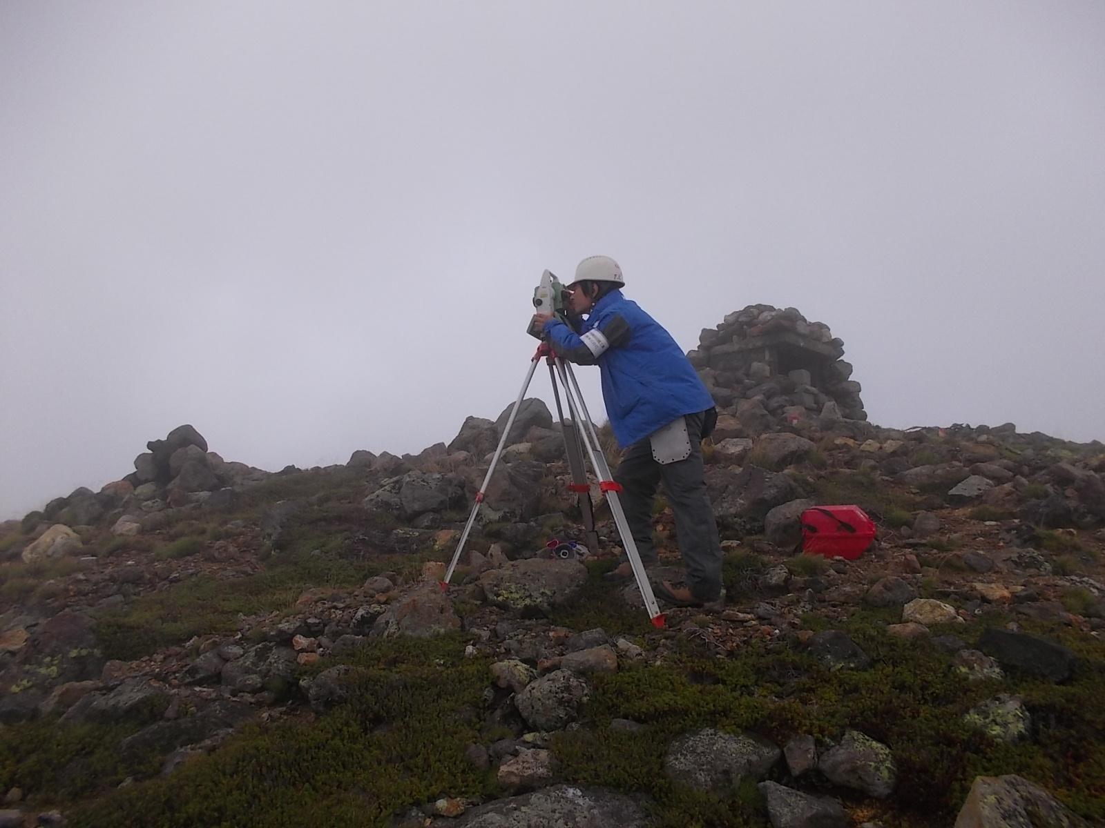47火山観測整備に伴う用地測量業務(東京管区)のイメージ画像