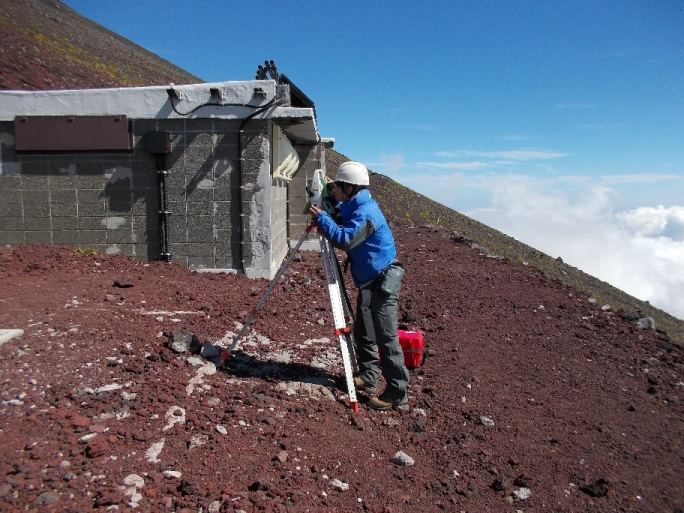 47火山観測整備に伴う用地測量業務(東京管区)