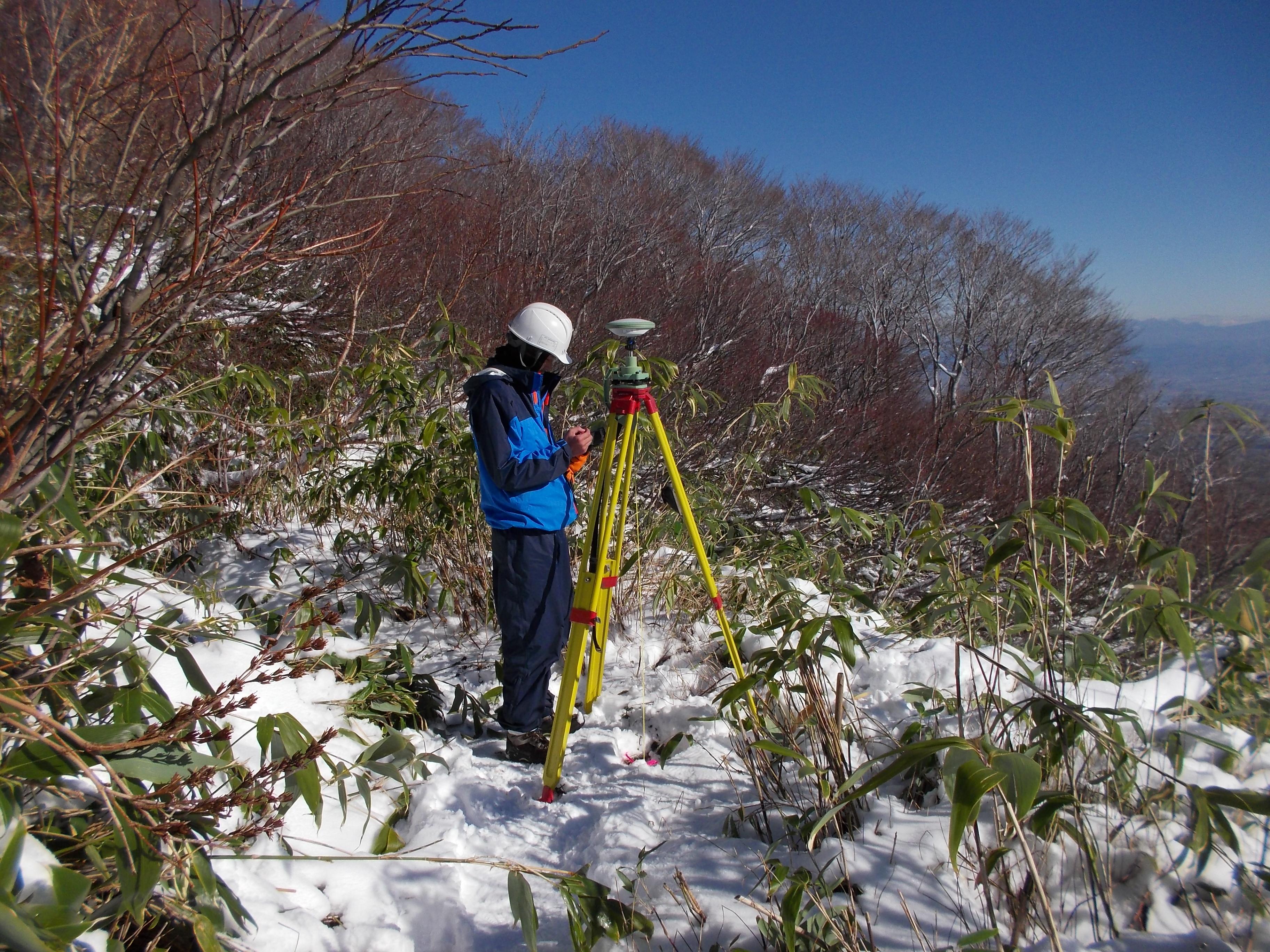 47火山観測整備に伴う用地測量業務(仙台管区)